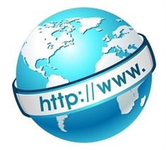 websites image of world globe