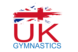UK Gymnastics logo