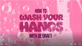 how to wash your hands video image